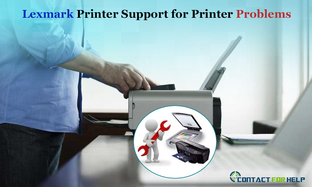 Lexmark Printer Support for Printer Problems