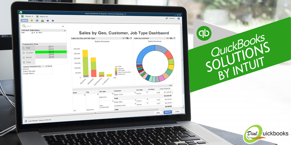 QuickBooks solutions by Intuit QB