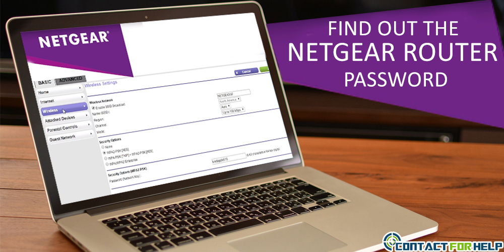Netgear Router Password