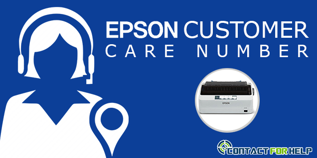 Epson printer customer service number