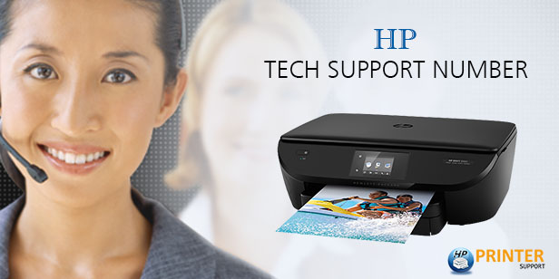 hp tech support number