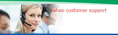 yahoo service number