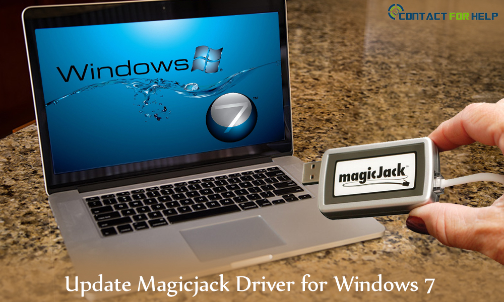 How to Update the MagicJack Driver for Windows 7 64 Bit