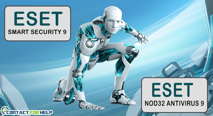 ESET Smart Security 9 and ESET NOD32 Antivirus 9