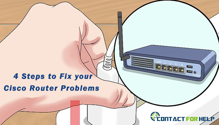 Cisco router problems