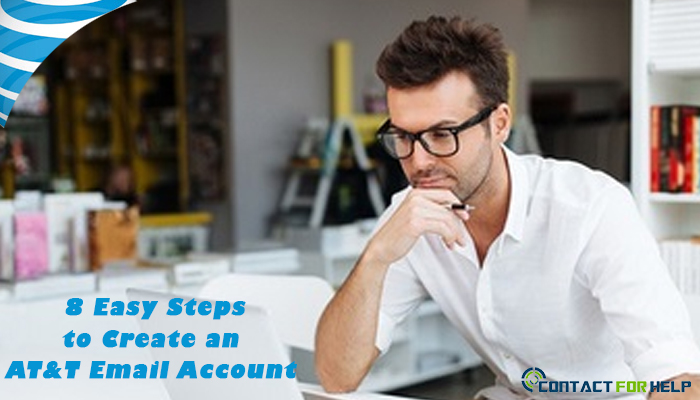 Create an AT&T Email Account