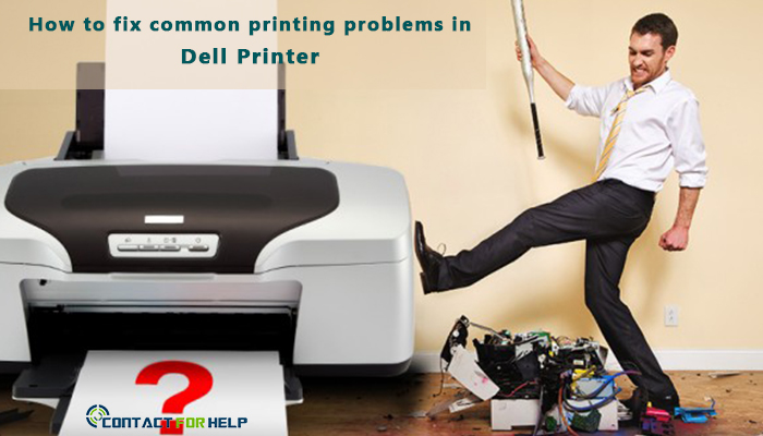 How to fix common printing problems in Dell Printer-Done