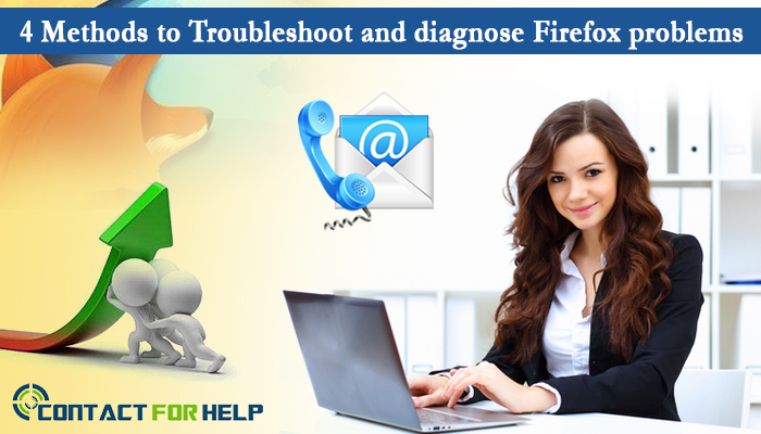 Methods to Troubleshoot and diagnose Firefox problems