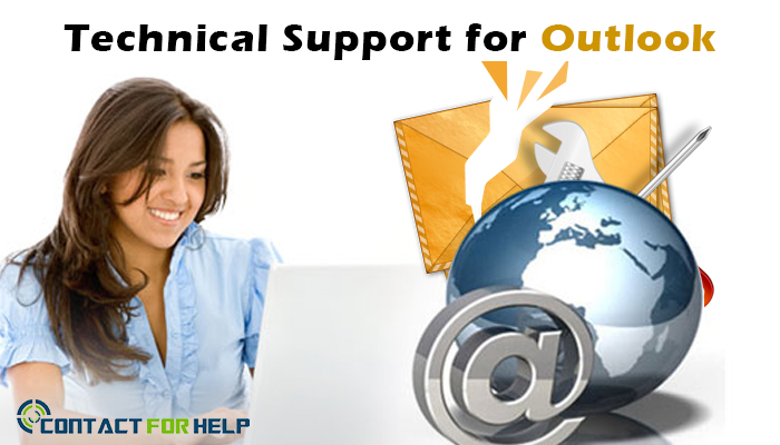 Technical Support for Outlook