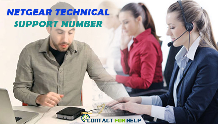 Netgear technical support number
