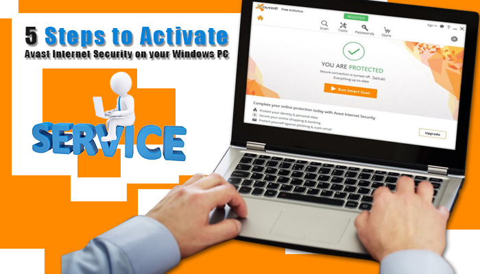5 Steps to Activate Avast Internet Security on your Windows PC