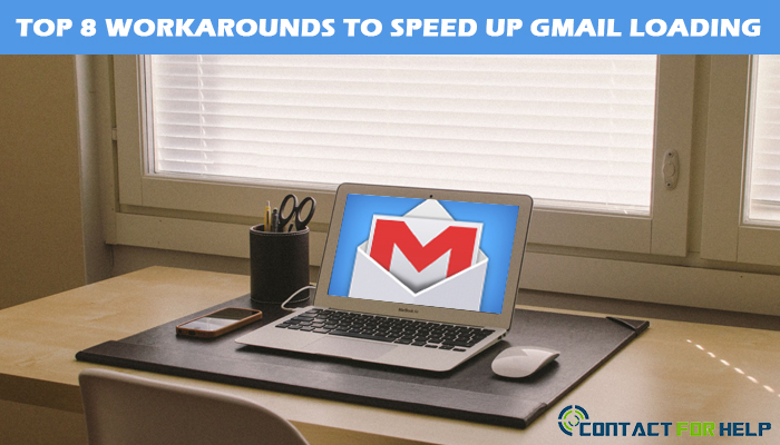 speed up gmail loading