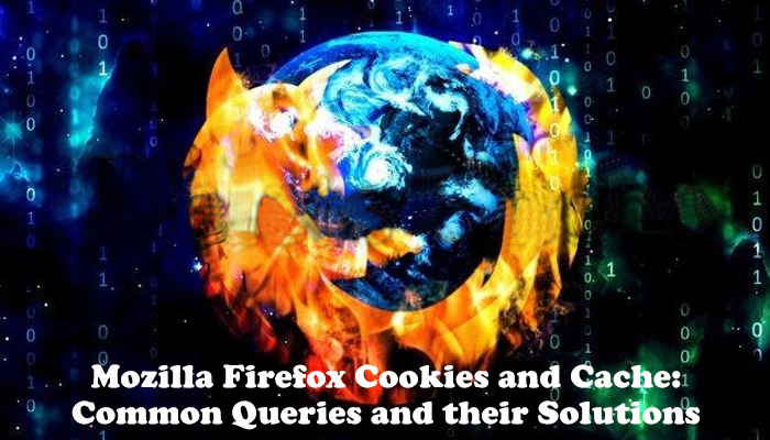 Mozilla Firefox Cookies and Cache Common Queries and their Solutions