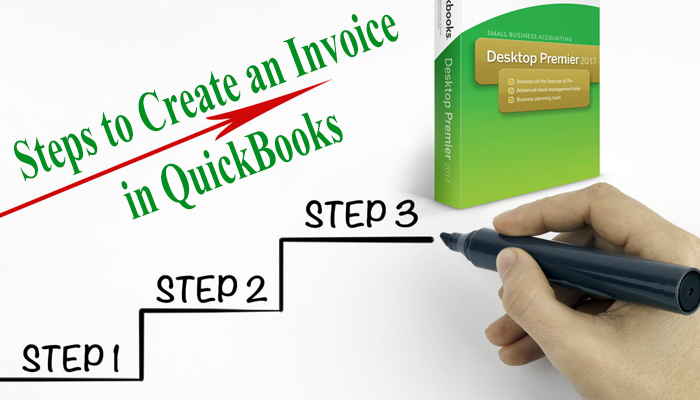 Steps to Create an Invoice in QuickBooks