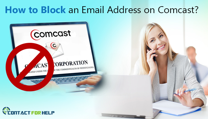 How to Block an Email Address on Comcast-