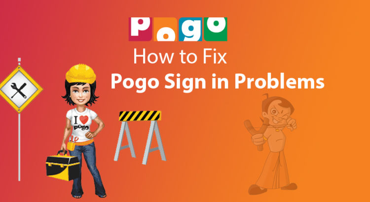Pogo sign in problem