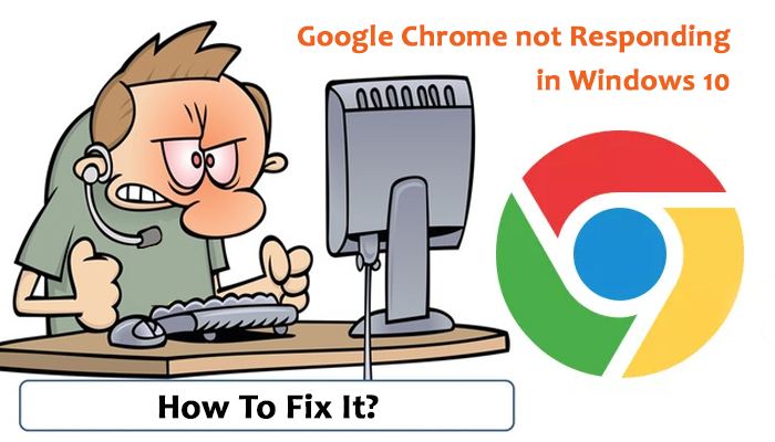 Google Chrome not Responding in Windows 10 - How To Fix It