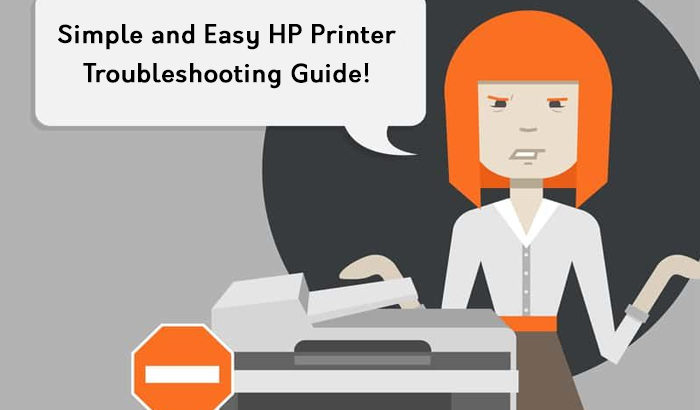 Simple and Easy HP Printer Troubleshooting Guide!
