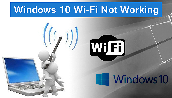 Fix Windows 10 Wi-Fi Issues