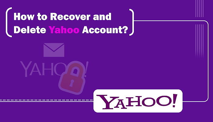 How to Recover and Delete Yahoo Account-